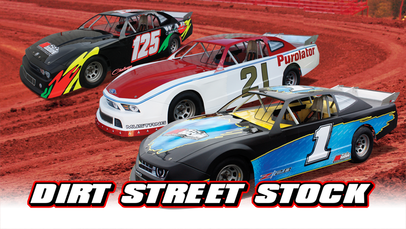 Dirt Street Stock Packages