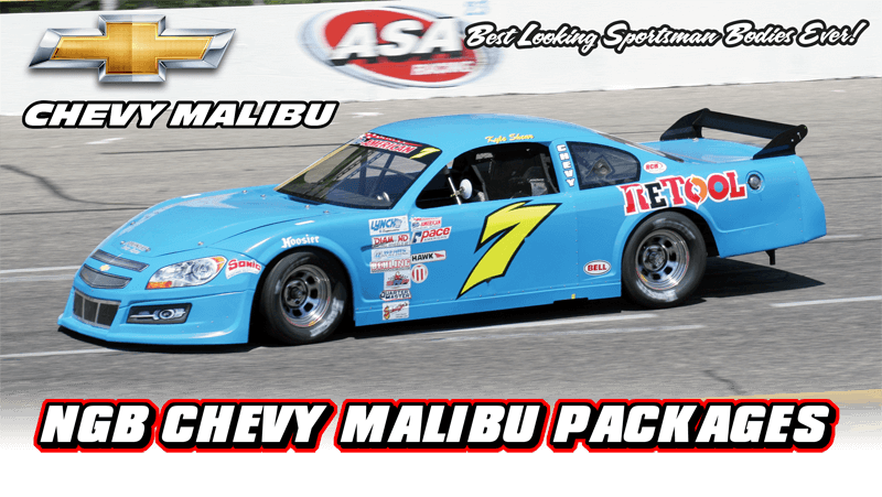 Chevy Malibu Packages