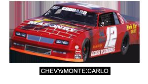 1988 Chevy Monte Carlo