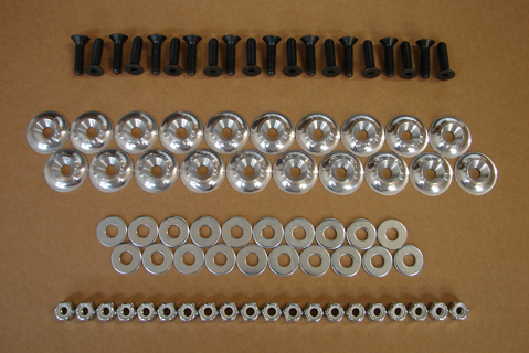 Valence Washer Attachment Kit