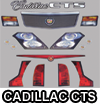 Cadillac CTS Graphics Kit