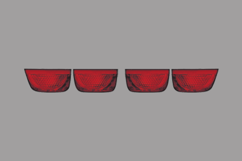 Chevy Camaro Taillights