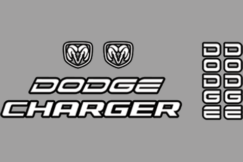 Dodge Charger ID Kit