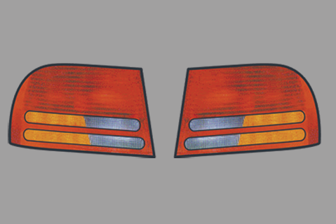 Dodge Charger Taillights