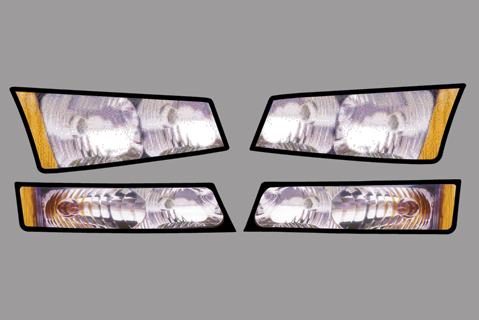 Chevy Silverado Headlights