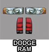 Dodge Ram Body Graphic Kit