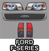Ford F-Series Body Graphic Kit