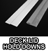 Deck Lid Hold Downs