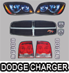Dodge Charger Graphic Kit