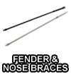 Fender & Nose Braces