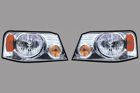 Ford F-Series Headlights