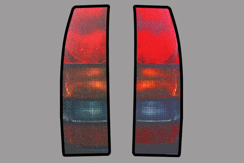 Ford F-Series Taillights
