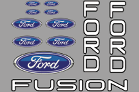 Ford Fusion ID Kit
