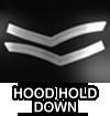 Hood Hold Down