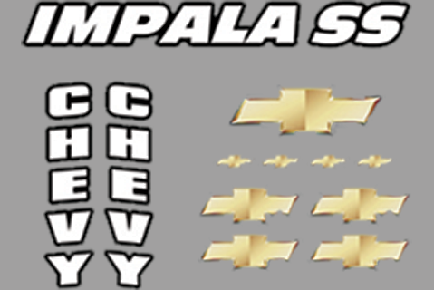 Chevy Impala ID Kit