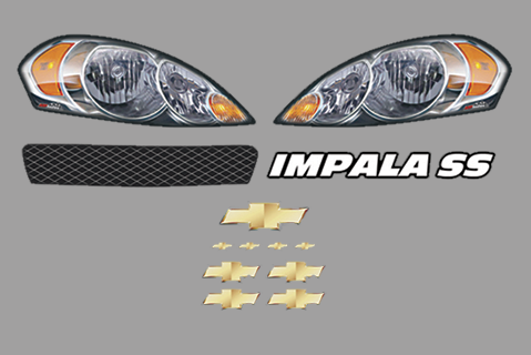 Chevy Impala Nose ID Kit