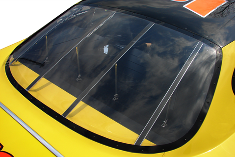 Pre-cut, Pre-drilled, Pre-blacked, Molded Rear Window