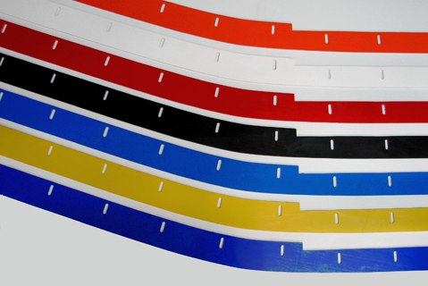ABC Adjustable Valence Wear Strips