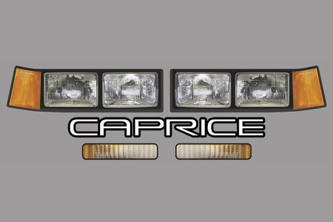86 Caprice Headlights